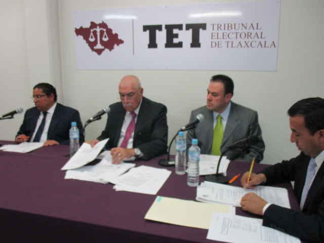 Quedan libre funcionarios por realizar acto oficial en campañas: TET