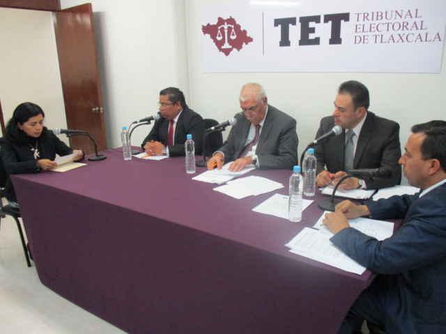 Valida TET elecciones en Nanacamilpa y Yauhquemehcan