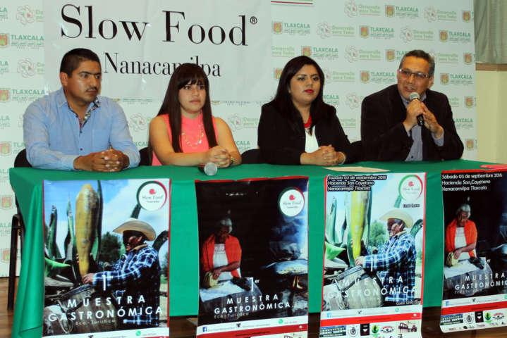Anuncian primera muestra gastronómica ecoturística