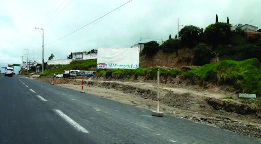 Mejoran infraestructura urbana de Calpulalpan con inversión de 54.5 MDP