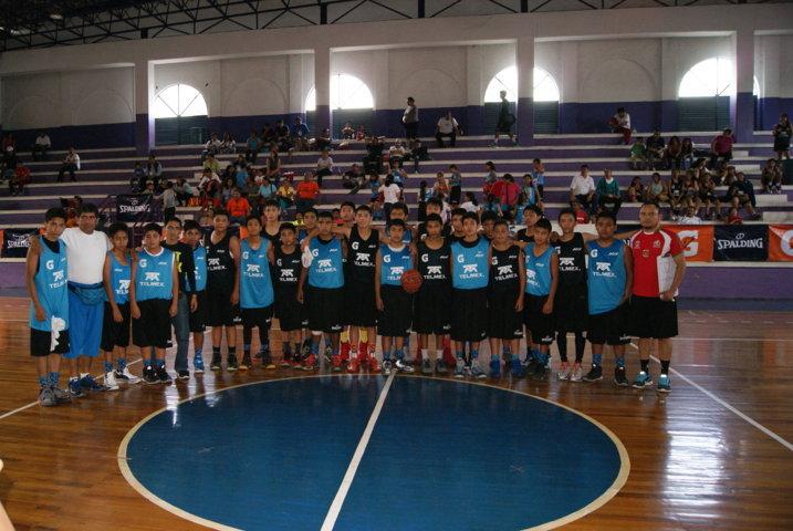 Realiza Club Linces de la UMT visorías en Regional de la Liga Telmex-NBA