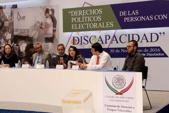Reflexiona CONATRIB en derechos de personas con discapacidad