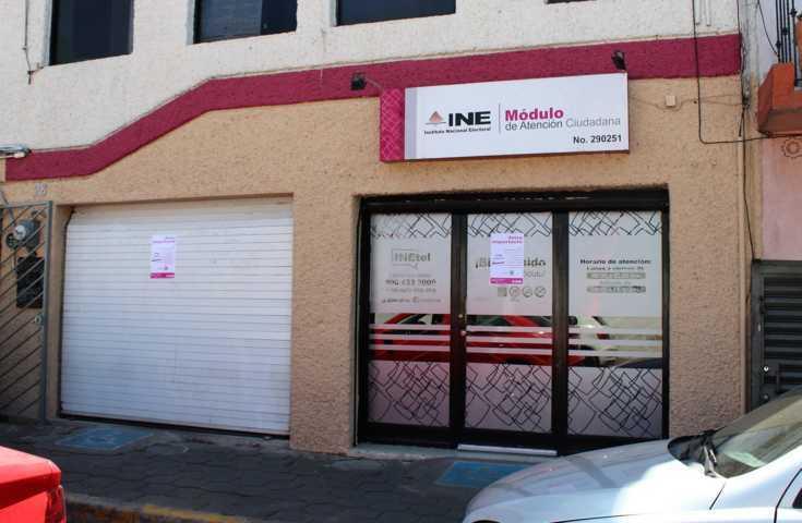 Personal de módulos permanece activo y se capacita durante confinamiento: INE Tlaxcala
