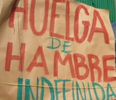 Retomarán ex policías acusados de secuestro huelga de hambre