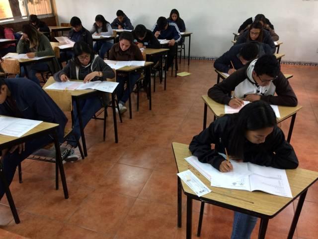 Aplica SEPE exámen de admisión en escuelas normales