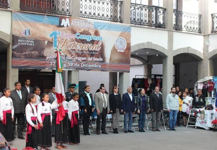 """Realizan en Congreso Primera Expo Artesanal """"Arte Bello, Hecho A Mano"""""""