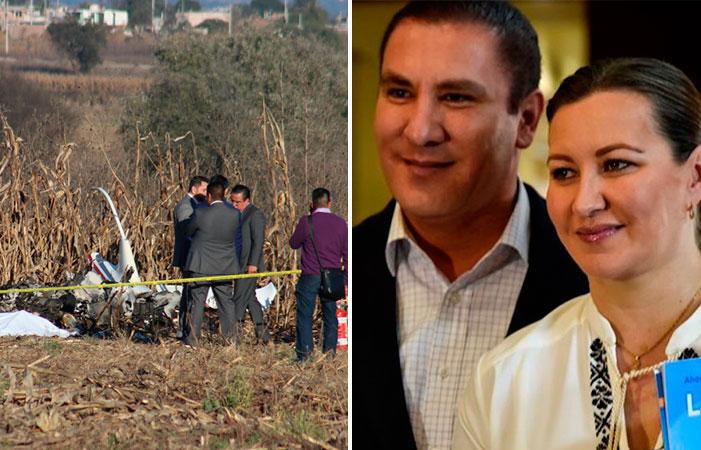Lamentan diputados fallecimiento de gobernadora de Puebla y de su esposo