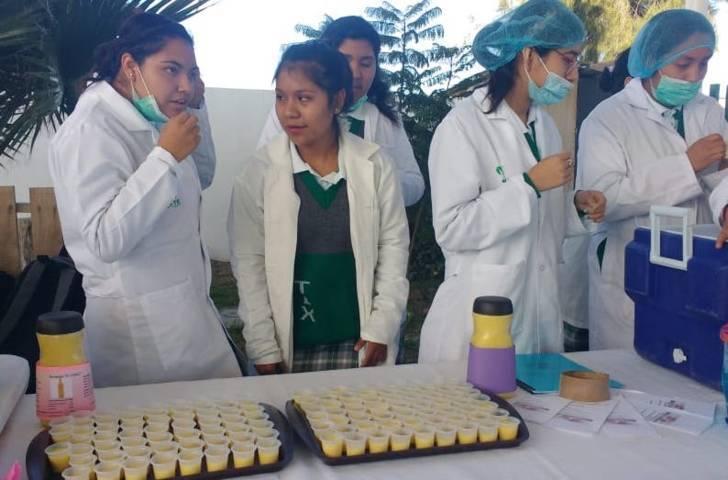 Estudiantes de Tlaxcala presentan 219 proyectos