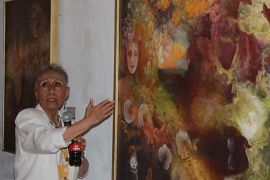 """Exponen en la capitalina """"El mundo onírico de Rosa María Lucio"""""""