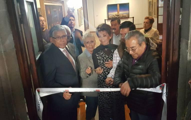 Abre sus puertas la exposición plástica Adoratorio de Armando Ahuatzi