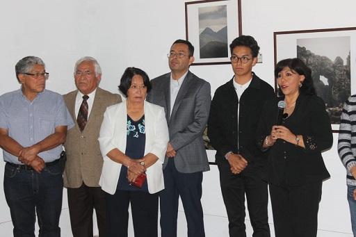 """Inauguran Ávalos Zempoalteca la exposición """"El Vacío"""""""