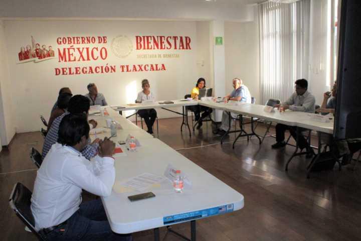 Realizan primera sesión de la Mesa Agraria en Tlaxcala