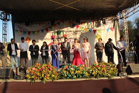Sánchez Amador inauguró la Feria de la Piedra Artesanal Xaltocan 2018