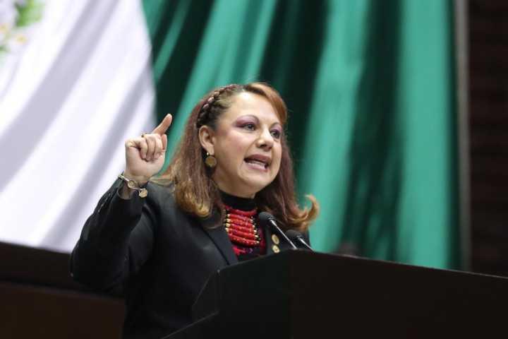 México se ubica en estándar internacional en derechos de autor: Claudia Pérez