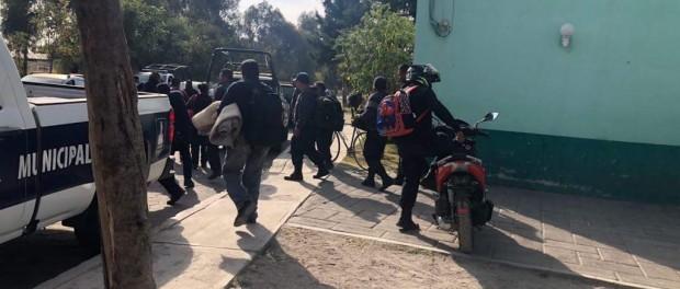 Inseguridad regalo de navidad de alcalde de Zacatelco