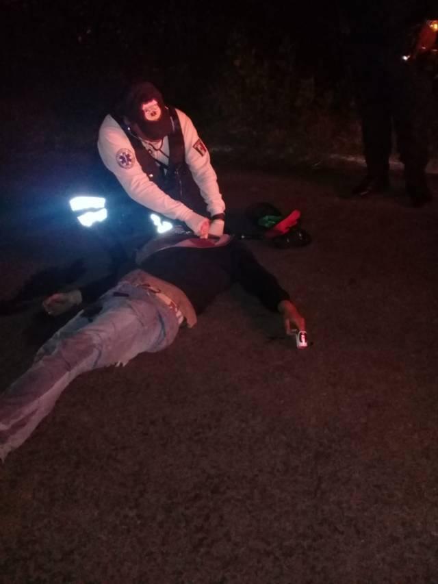 Presunto huachicolero pierde la vida con dos impactos de bala en Nativitas