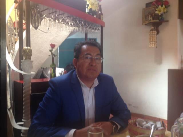 Levanta la mano Miguel Ángel González por la dirigencia del PAN