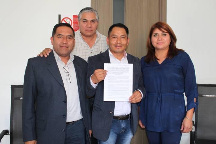 Pérez Rojas gestiona 5mdp para mejorar diferentes calles del municipio
