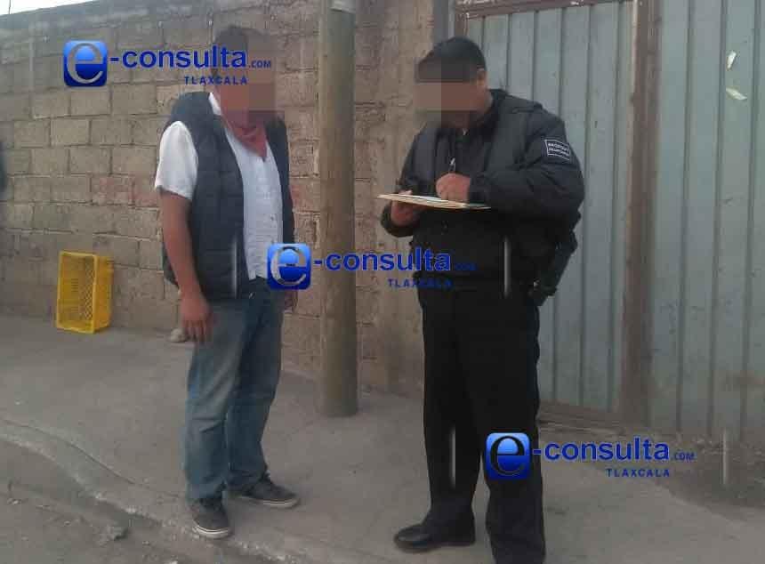 Atracan otra colectiva en Tlaxcala capital