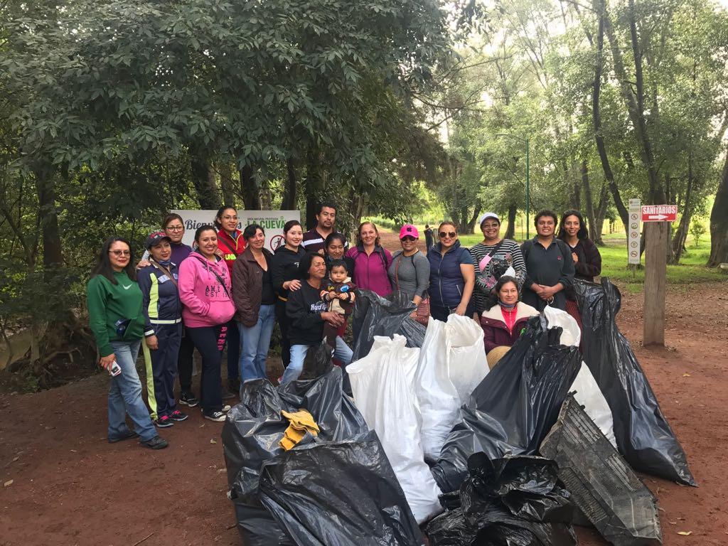 Recolectó Apetatitlán media tonelada de basura en jornada de limpieza