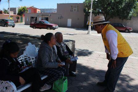 Gran aceptación tiene César Fredy en Xaltipan