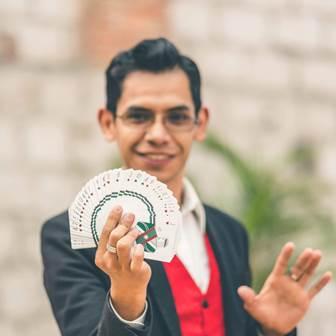 David el ilusionista, presente en Tlaxcala la Feria 2018