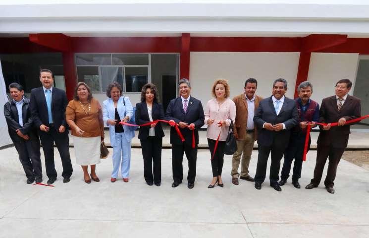 Inauguró Rector de la UAT laboratorios del Centro de Investigación en Genética y Ambiente