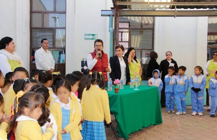 Continúa UAT con el programa para la eliminación de caries en infantes