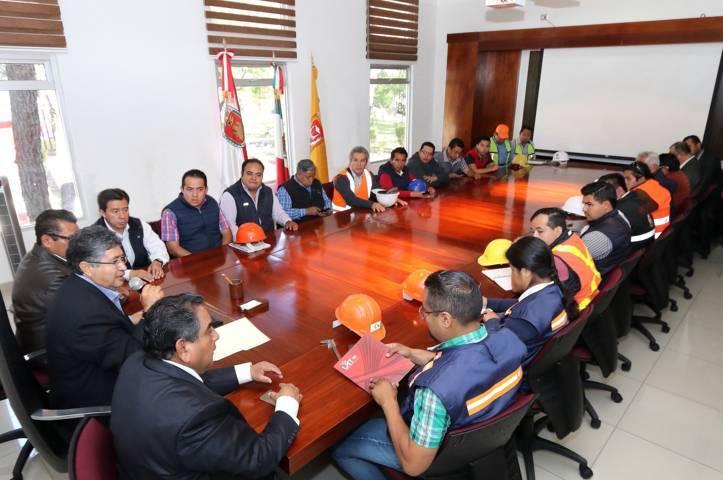 Continuará UAT con actividades relativas a Protección Civil