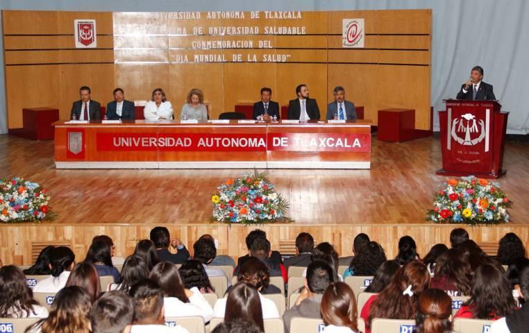 Realizaron en la UAT actividades académicas por el Día Mundial de la Salud