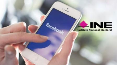 Permitirán uso de Facebook live para observadores electorales