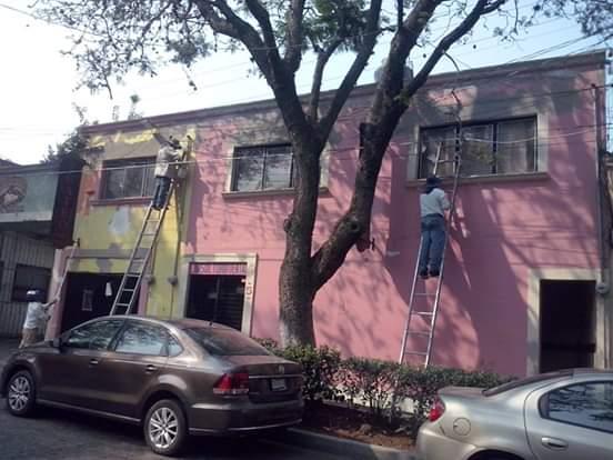 Dan continuidad a la rehabilitación de fachadas en la capital