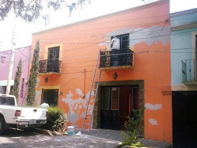 Rehabilitan en la capital cerca de 50 fachadas en primer semestre del año
