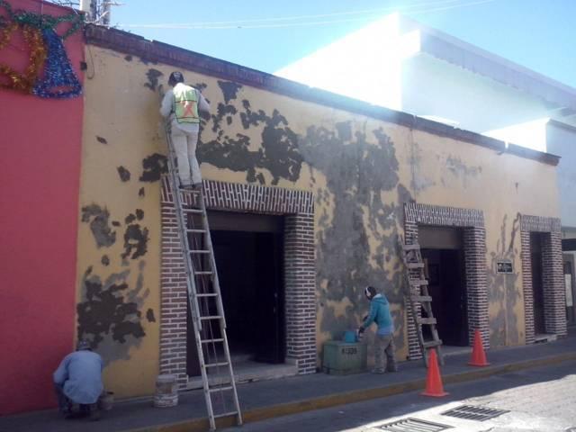 Rehabilitan más de 120 fachadas en la capital