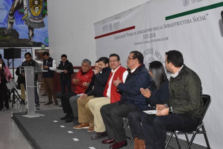 Trabajaremos a favor de los grupos vulnerables objetivo del FAIS: TOA