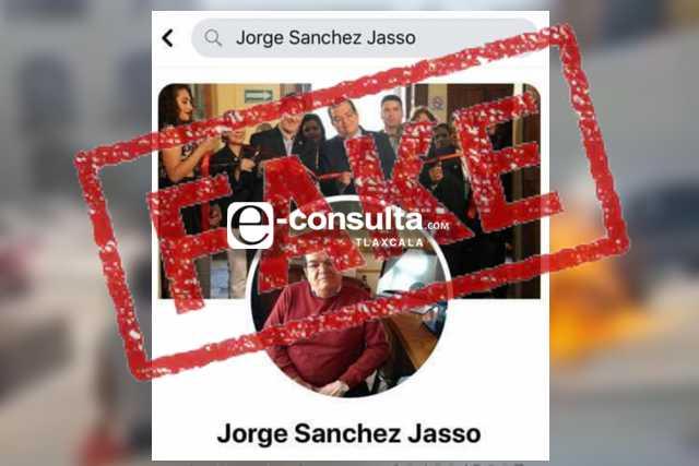 Alerta, crean perfil falso del alcalde de Huamantla en Facebook