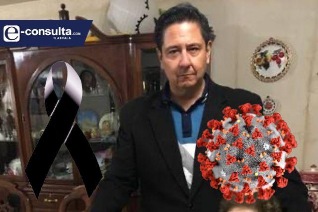 Otro político que cae víctima del COVID-19; ahora fue un exalcalde de Chiautempan