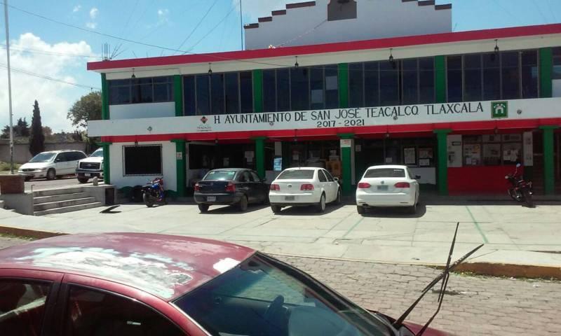 Asegura alcalde de Teacalco que policía municipal opera normal