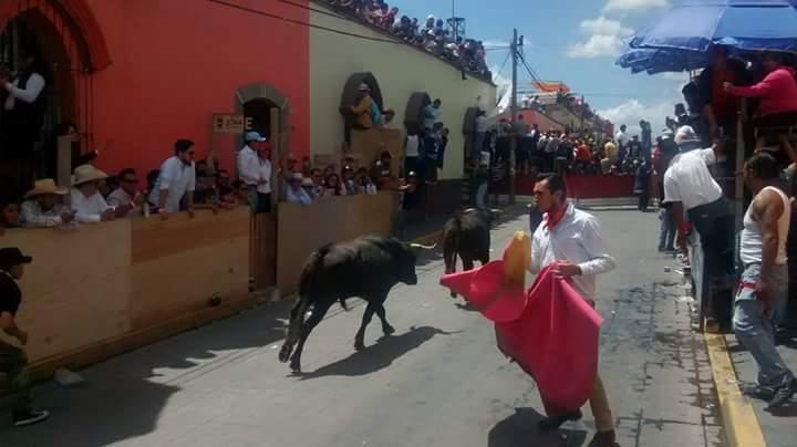 Un muerto y 14 lesionados en Huamantlada