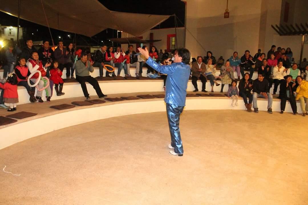 Conmemora SMDIF el Día Internacional de la Mujer con un show