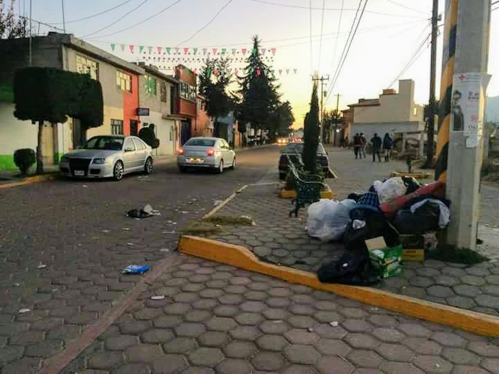No puede alcalde de Huamantla regularizar servicios municipales
