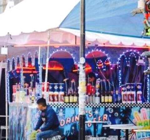 De feria cultural a una gran cantina en Zacatelco
