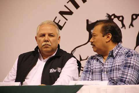 Francisco Román Líder Nacional de la CCCD Realiza Congreso en Tamaulipas