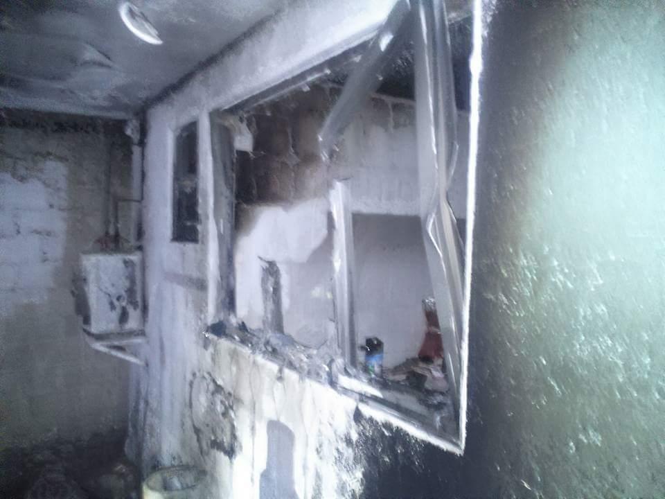 Explosión en vivienda por acumulación de gas