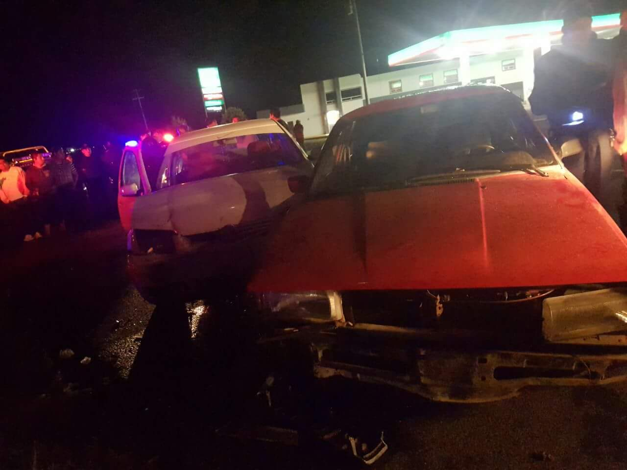 Imprudencia provoca accidente en Nopalucan