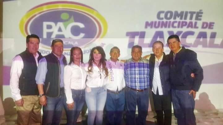 En plena campaña Serafín Ortiz y Alejandra Ramírez Ortiz