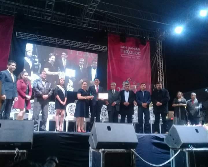 Nombran a Miguel Ángel Covarrubias como Ciudadano Distinguido 2017