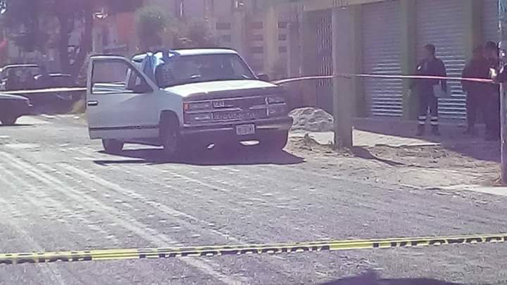 Muere un masculino luego de ser baleado en Nativitas