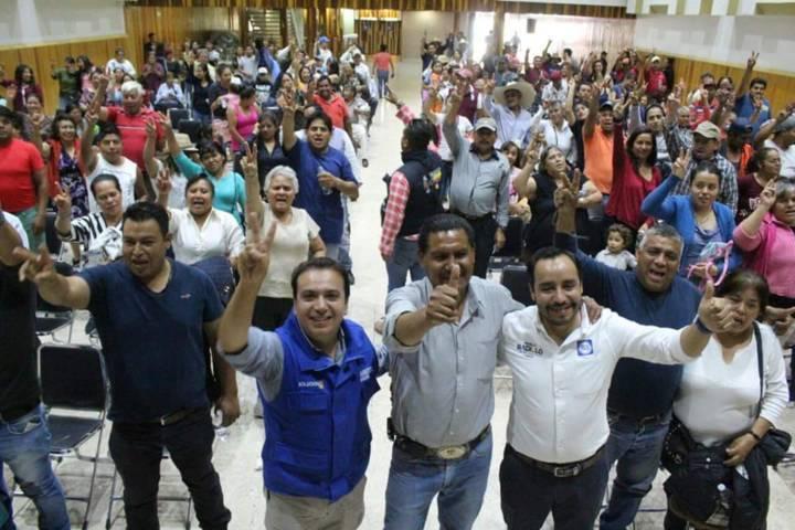 Afirma Humberto Macías que va a fortalecer la seguridad a través de la educación