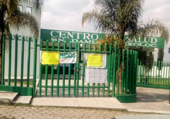 Blanca Águila deja sin médicos al centro de salud de Texoloc